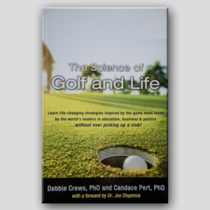 The Science of Golf and Life – Paperback Book