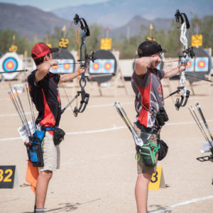 Elite Archery Camp